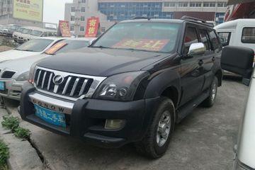 吉奥 帅豹 2010款 2.4 手动 舒适型前驱
