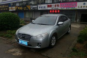 奔腾 B50 2012款 1.6 手动 尊贵型
