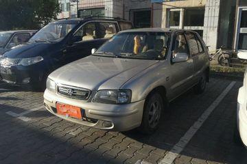 天津一汽 夏利A 2010款 1.0 手动 三缸两厢