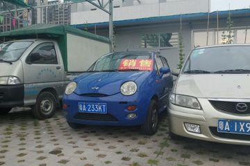 奇瑞 QQ3两厢 2003款 1.1 手动 舒适Ⅰ型