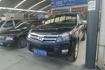 长城 哈弗柴油系列 2006款 2.8T 手动 TC2豪华型后驱 柴油