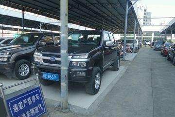 江淮 瑞铃 2014款 2.8T 手动 V1标准型大双排4DA12C后驱 柴油