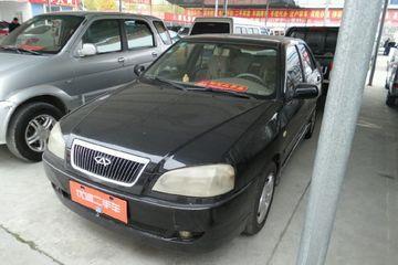 奇瑞 旗云 2006款 1.6 手动 F出租型