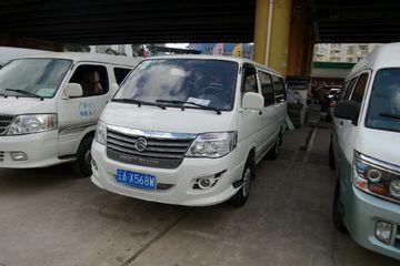 金龙 金龙客车 2001款 2.4 手动 8座