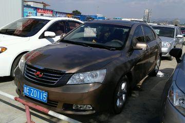 帝豪 EC7三厢 2010款 1.8 手动 标准型