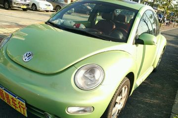 大众 甲壳虫掀背 2004款 1.8T 自动