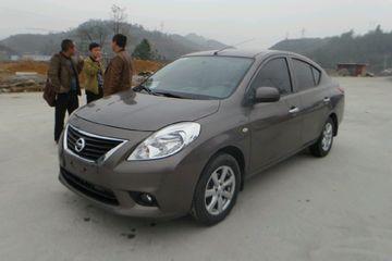 日产 阳光 2011款 1.5 手动 XE舒适版