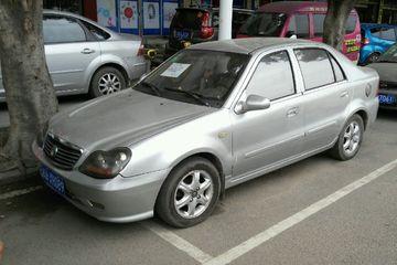 吉利 自由舰 2006款 1.5 自动 舒适型
