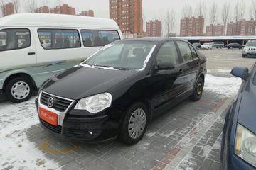 大众 POLO三厢 2003款 1.4 手动 豪华型