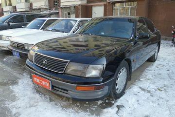 雷克萨斯 LS 1995款 4.0 自动 400