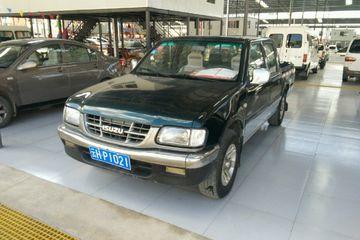 庆铃 五十铃皮卡 2009款 2.8T 手动 基本型四驱 柴油