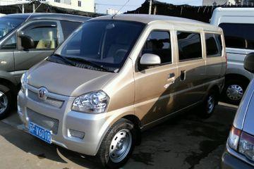 北京汽车 威旺306 2014款 1.2 手动 超值版8座基本型 油气混合