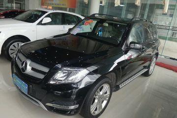 奔驰 GLK 2013款 3.0 自动 GLK300时尚型四驱改款