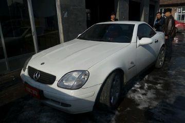奔驰 SLK级 2000款 2.3 自动 SLK230K
