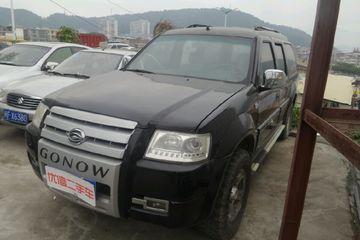 吉奥 帅舰 2008款 2.0T 手动 后驱 柴油