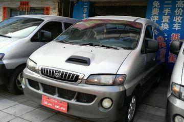 江淮 瑞风 2006款 2.5T 手动 Ⅱ6-8座 柴油