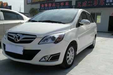 北京汽车 E系列三厢 2013款 1.3 手动 乐活版