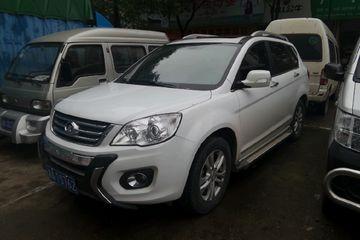 长城 哈弗H6 2012款 2.4 自动 尊贵型前驱