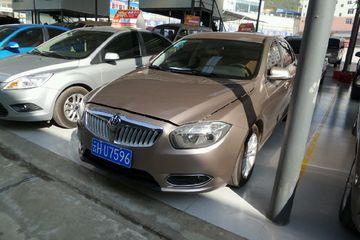 中华 H530 2012款 1.5T 手动 舒适型