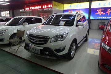 长安 CS35 2012款 1.6 自动 豪华型前驱