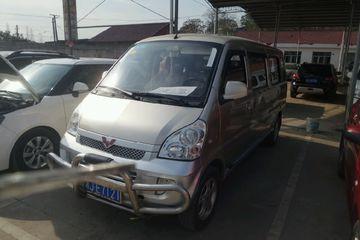 五菱 荣光 2012款 1.2 手动 基本型8座