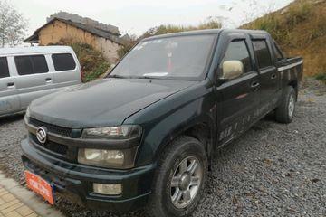 黄海 大柴神 2009款 2.4T 手动 豪华型两驱 柴油