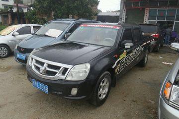 福田 奥铃 2013款 2.2T 手动 76kw轴距3360双排 柴油
