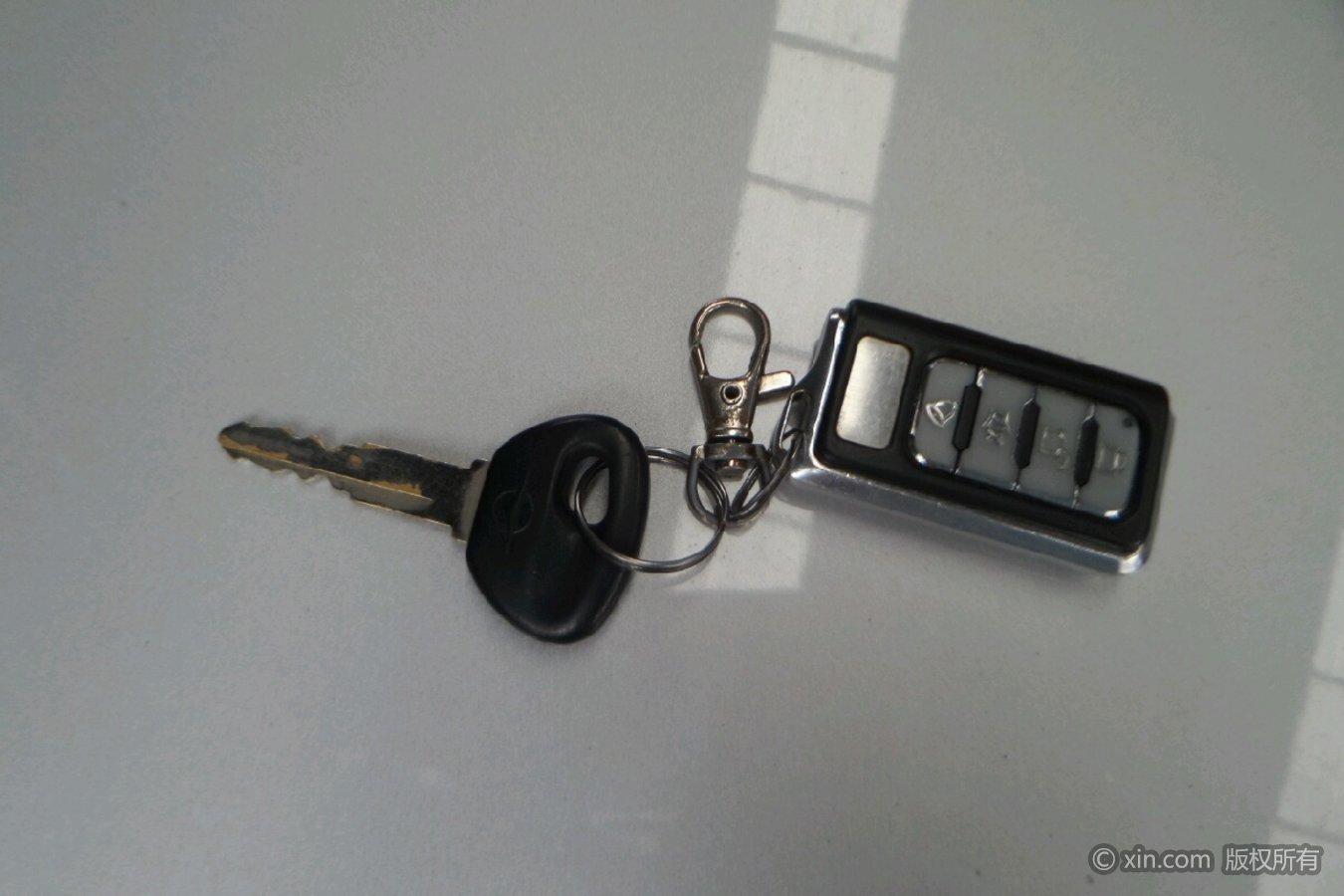 海马 丘比特 2011款 1.3 手动 glx舒适型