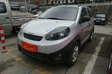 瑞麒 瑞麒X1 2011款 1.3 手动 舒适型