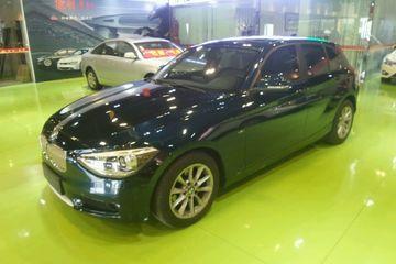 宝马 1系两厢五门版 2013款 1.6T 自动 116i都市版改款