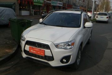三菱 劲炫 2013款 1.6 手动 标准版前驱