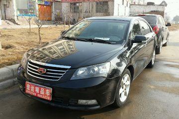 帝豪 EC7三厢 2012款 1.8 手动 豪华型
