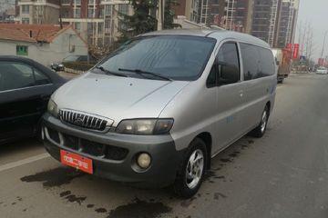 江淮 瑞风 2006款 2.4 手动 标准型8座