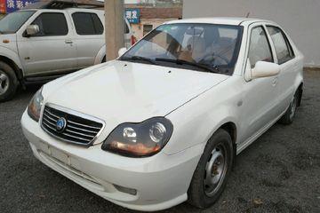 吉利 自由舰 2008款 1.3 手动 舒适型