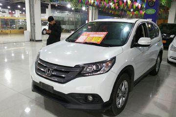 本田 CR-V 2012款 2.4 自动 VTi豪华型四驱
