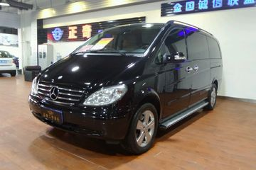 奔驰 唯雅诺 2010款 2.5 自动 尊贵版
