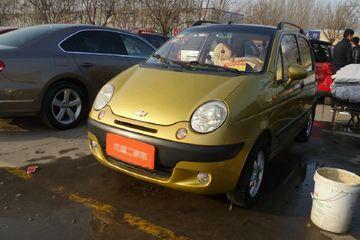 雪佛兰 乐驰 2008款 0.8 手动 舒适Ⅱ型