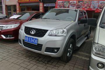 长城 风骏 2011款 2.8T 手动 公务版小双领航型两驱 柴油