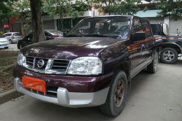 日产 D22皮卡 2007款 2.4 手动 高级型750公斤后驱