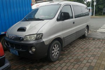 江淮 瑞风 2005款 2.5T 手动 标准型6-8座 柴油