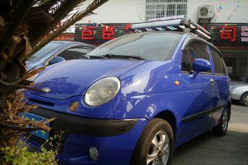 雪佛兰 乐驰 2006款 0.8 手动 标准型