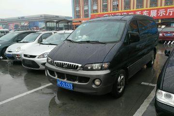 江淮 瑞风 2006款 2.4 手动 加长版7座