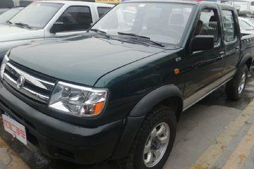 东风 皮卡 2012款 2.8T 手动 P66 DA13K豪华型四驱 柴油
