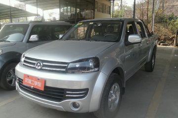 长城 风骏 2015款 2.0T 手动 矿区版小双排豪华型四驱 柴油
