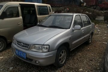 天津一汽 夏利A 2006款 1.0 手动 三缸三厢
