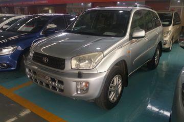 丰田 RAV4 2003款 2.0 自动 5门