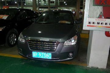 奔腾 B50 2012款 1.6 手动 豪华型
