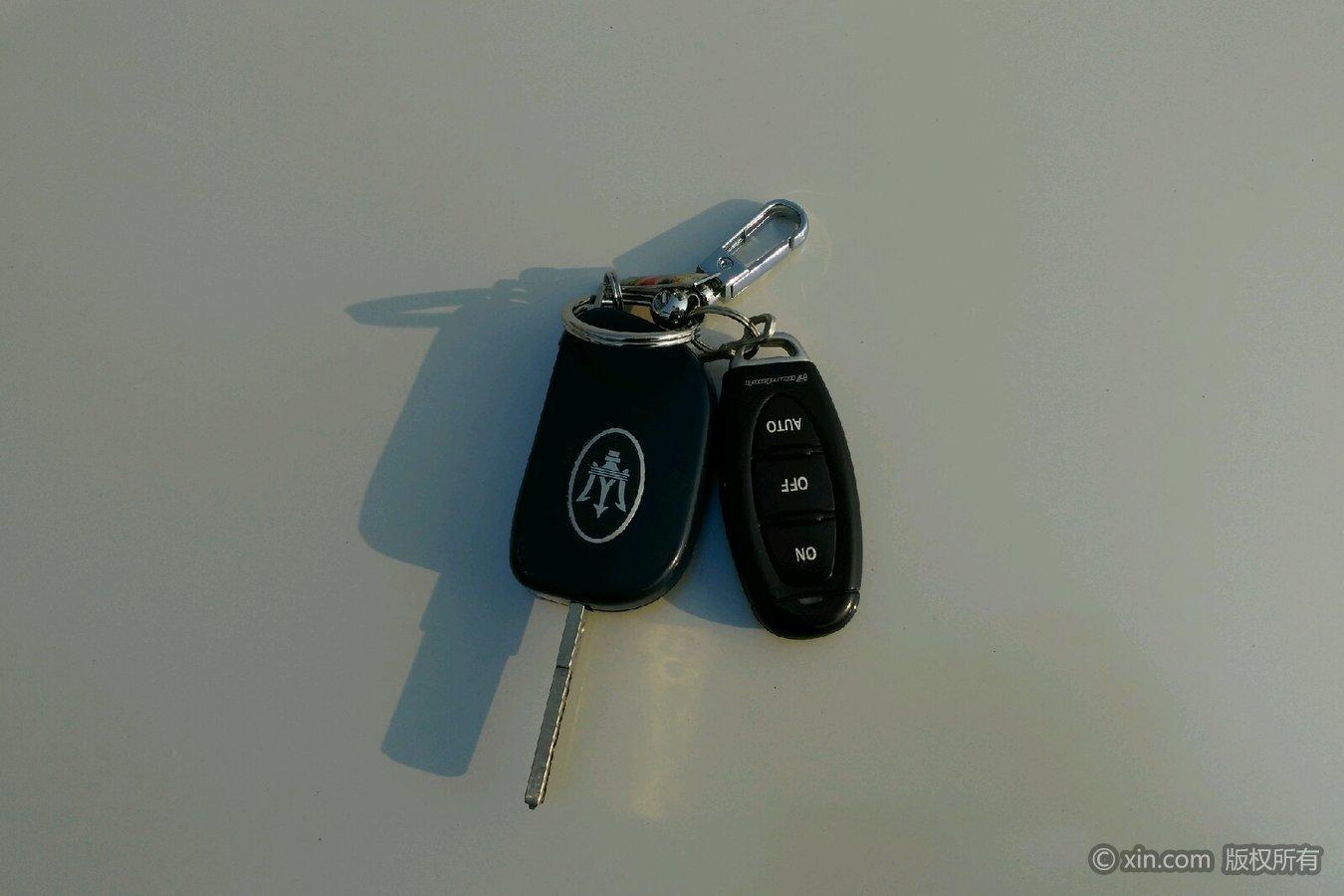 玛莎拉蒂总裁钥匙
