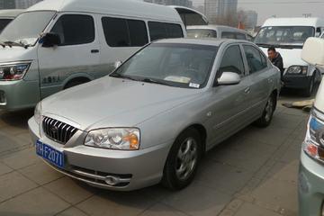 现代 伊兰特三厢 2004款 1.6 自动 豪华型GLS