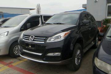 江铃 驭胜 2013款 2.4T 自动 S350豪华版5座后驱 柴油